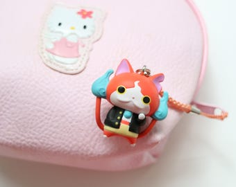 Kitty-Yokai charmed pouch (irregularity sale)