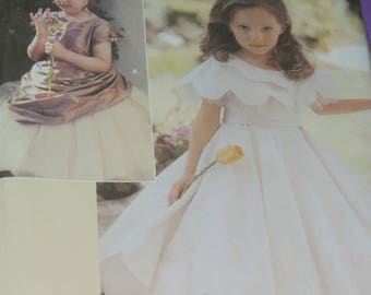 3-6 Uncut Belle of the Ball Simplicity 5216