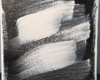 Black & white abstatct