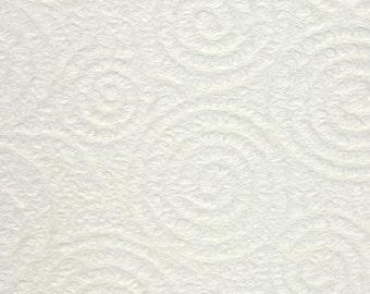 Japanese Uzumaki tissue - white, 2 letter-sized sheets