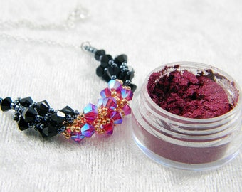 """Women-Owned Business Celebration Necklace with Darling Girl Cosmetics - """"You're the Bomb!"""""""