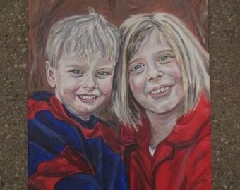 Custom Portrait example