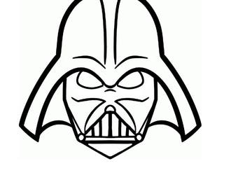 Star Wars Darth Vader Decal