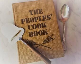 The People's Cook Book  James Kardon 1977