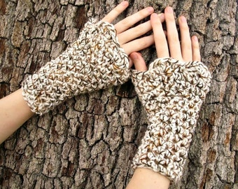 Instant Download Crochet Pattern - Crochet Wristwarmers Crochet Pattern - Wrist Warmers Wrist Cuffs - Womens Accessories