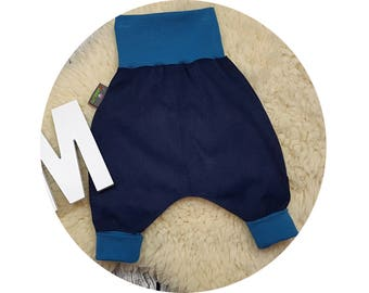 Corduroys, trousers, baby pants, baby, wax trousers, Pumphose, harem trousers,