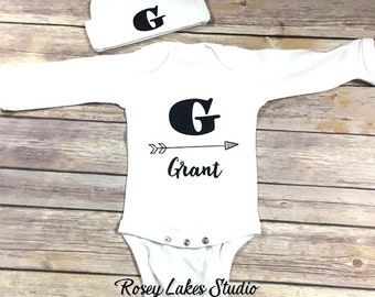 Personalized Baby Gift, Take Home Outfit, Baby Shower Gift, Baby Gift, Baby Gifts, Baby Shower, Personalized Baby, New Baby Gift, Newborn