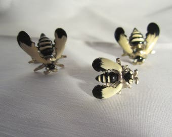 Swank Stinger Cuff Links and Tie Tack