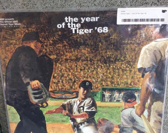 Year of the Tiger'68 Vinyl Record