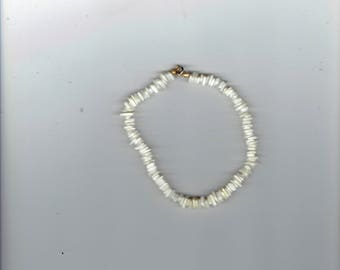 puka shells bracelet 8 inch