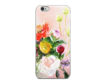 Floral iPhone Case // Flower Phone Cover