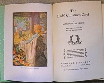 The Birds' Christmas Carol by Kate Douglas Wiggin, 1929