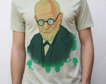 Sigmund Freud T shirt