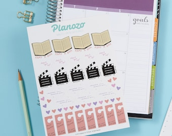 Self Care Stickers | Planner Stickers
