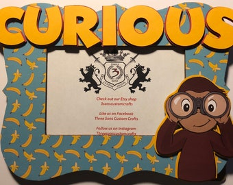 Curious George Frame