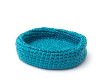 Crochet Cat Bed