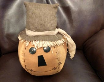Decorative Bradly Pumpkin Head