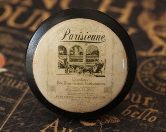 Vintage Knobs Confection French Bon Bons