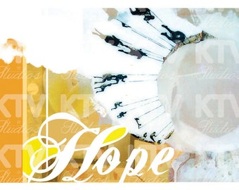 HOPE, Digital Card Download-for print