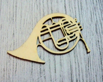 instrument Horn 1111 wood for your creations