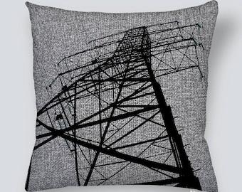 Pillow cover - pylon