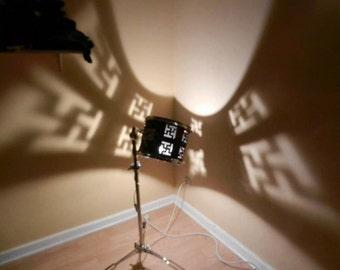 Svastika Lampe - Swastika Lamp - Light - Svasticore