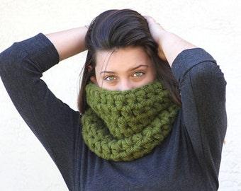 Chunky Cowl Crochet Pattern Instant Download EASY Crochet Pattern Crochet Scarf Chunky Scarf Infinity Scarf Beginner Crochet Pattern
