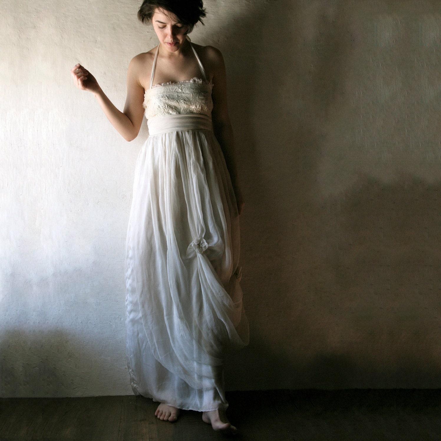 1920er Jahre Brautkleid Boho Chic Hochzeit Kleid