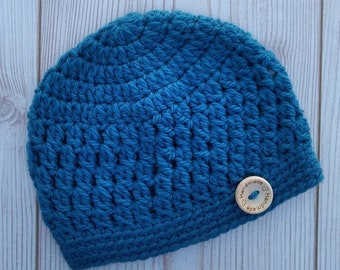Baby Hat, Baby Beanie, Crochet Baby Hat, Wool Hat, Baby Clothing, Handmade Baby Hat, Knitted Baby Hat, Babies winter Hat