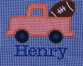Custom Football Truck Jon Jon