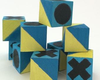 DIY Craft Kit: Wooden Blocks