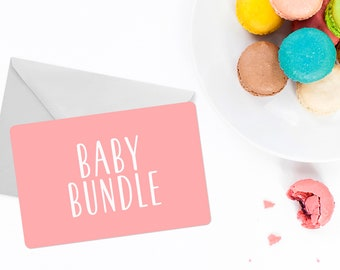 Customized Baby Bundle