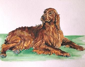 Custom Pet Portrait, Dog Portrait, Custom Pet Painting, Dog Painting, Pet Art, Dog Art, Custom Painting, Pet Portrait