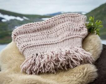 Baby bohemian blanket