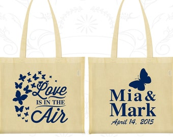 Personalized Tote Bags, Tote Bags, Wedding Tote Bags, Wedding Welcome Bags, Custom Tote Bags, Wedding Bags, Wedding Favor Bags (568)