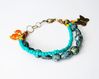 Blue Waters Bracelet
