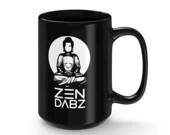 Zendabz Black Mug 15Oz
