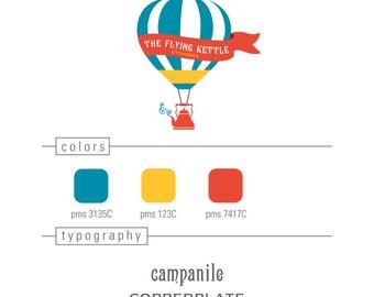 Etsy Shop Custom Logo Design Custom Branding Vector Included Unlimited Revisions