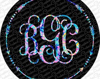 Lilly Pulitzer Inspired tire cover- Pick Your Pattern CUSTOM MADE  for You!