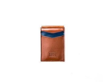 Leather Wallet- For the Journey