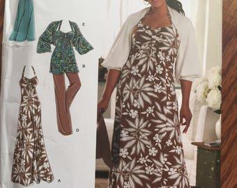 Simplicity 2947 Dress Pattern Khaliah Ali Collection  - Sewing Pattern Easy Sewing Pattern - Pattern