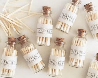 Matches (White)