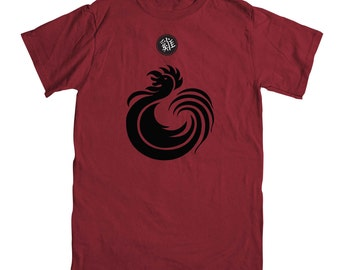 Year of the Rooster T-shirt - Youth Size (XL)
