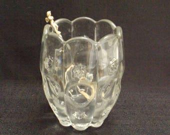 EAPG Spoon Holder Alexis (OMN) AKA: Priscilla Dalzell, Gilmore and Leighton, 1895