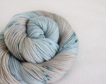 By The Sea - Gosling - 80/10/10 superwash merino/ cashmere/ nylon sock yarn
