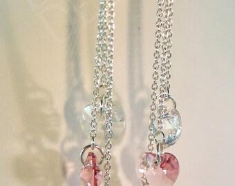 Valentine Hearts Earrings
