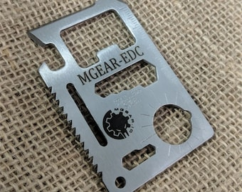 Stainless Steel Multi Tool