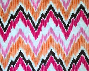 patchwork DEARSTELLADESIGN KALLIANTHI ikat fabric