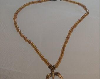 Dove Ankle Bracelet