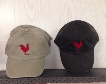 Red Rooster Designs Hat